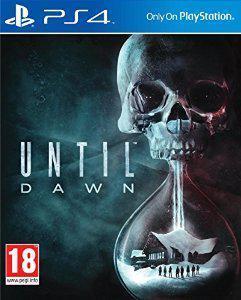 [Précommande] Until Dawn - Extended Edition sur PS4