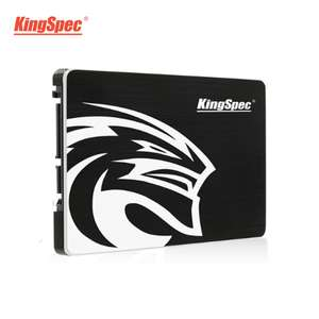 "SSD interne 2.5"" KingSpec Q-720 SATA III - 720 Go"