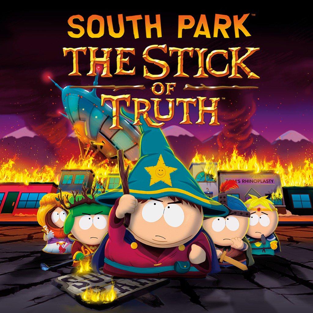 South Park Le Baton de La Vérité sur PC (Dématérialisé - Uplay)