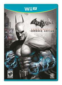 Batman Arkham City - Edition Armored Wii U
