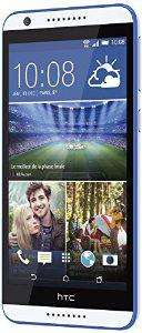 "Smartphone 5.5"" HTC Desire 820 Blanc/Bleu - 16 Go"
