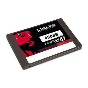 SSD Kingston SSDNow V300 - 480 Go