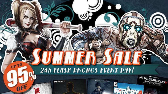 Sélection de jeux PC (dématérialisés) en promo -summer sale-ex castelvania 2