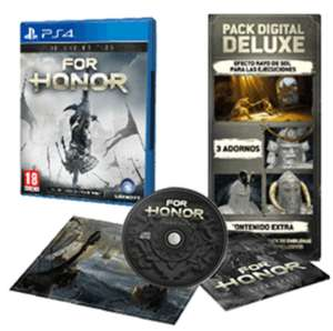 For Honor (Deluxe Edition)sur PS4 et Xbox One