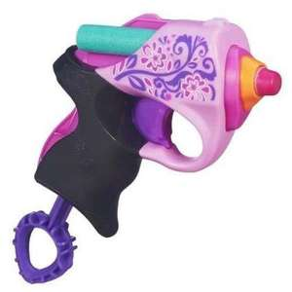 Pistolet Nerf Rebelle Mini Blaster - Différents coloris