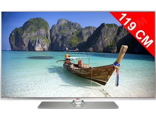 """TV 47"""" LG 47LB650V Full HD - LED"""