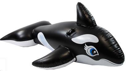 Grande baleine gonflable Intex