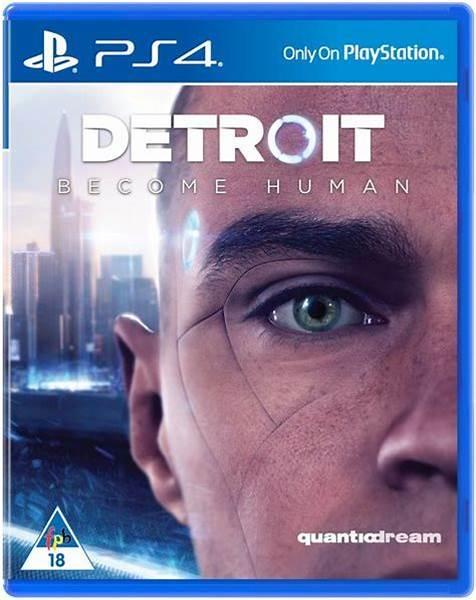 Detroit Become Human sur PS4 - Epagny (74) & Lyon Portes des Alpes (69)