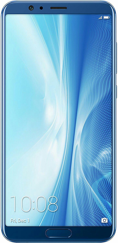 """Smartphone 5.99"""" Honor View 10 - 6 Go de RAM, 128 Go de ROM - Double Nano-SIM, Bleu (vendeur tiers)"""