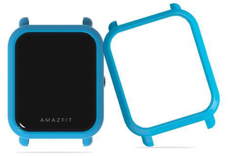 Coque de protection pour Xiaomi Amazfit Bip (Plusieurs coloris)