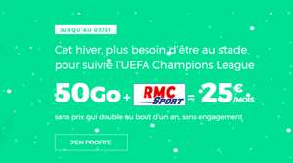 Bons Plans Red By Sfr Deals Pour Janvier 2019 Dealabs Com