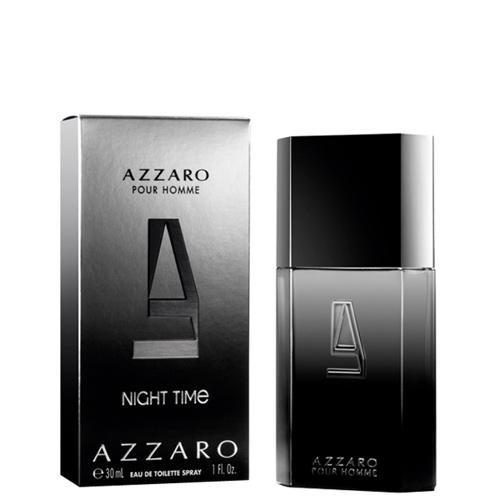 Eau de toilette homme Azzaro Night Time 30 ml