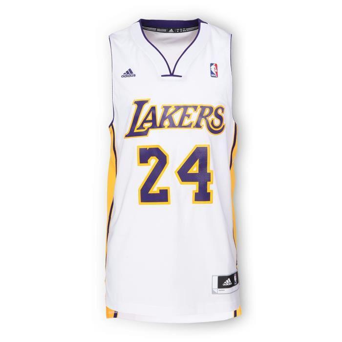 Sélection de Maillot NBA Adidas - Ex: Maillot Lakers Kobe Bryant