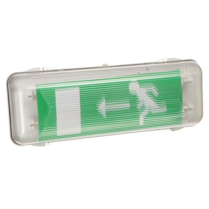 Applique éclairage d'urgence Elro + 2 néons TL8W inclus