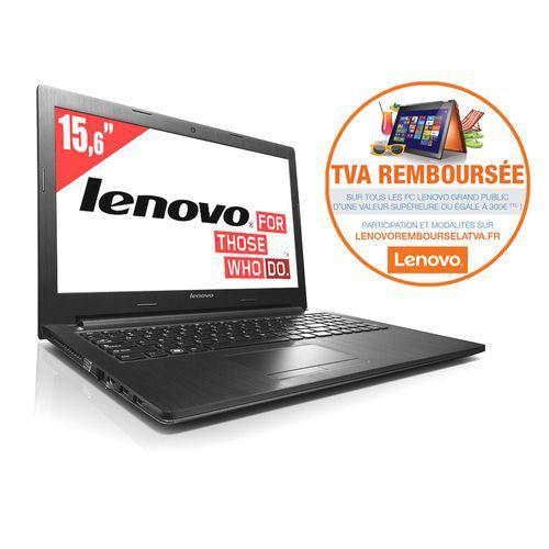 """PC Portable 15.6"""" Lenovo G50-70 - i5 4210U, 4Go de ram, 1 To, AMD Radeon R5 M230 1 To"""