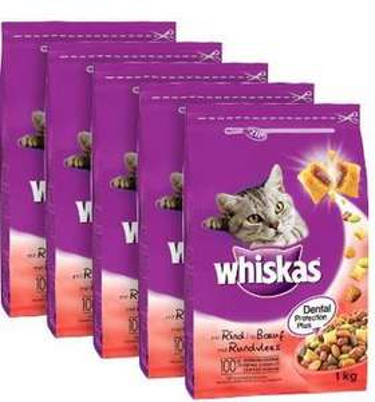30% de remise  sur une sélection de produits alimentation et hygiène pour chat