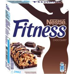 Barres céréales Fitness Chocolat (40% immédiat + 1.20€ bdr)