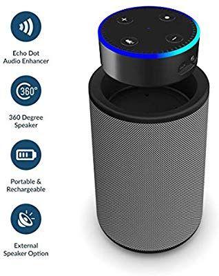 Enceinte Bluetooth Hobson pour Amazon Echo (vendeur tiers)