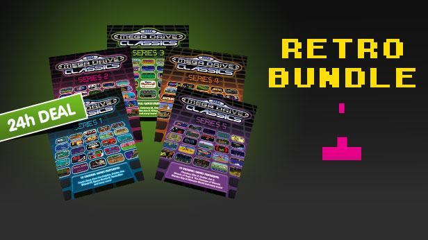 SEGA Retro Bundle : Pack de 58 jeux rétro Sega (Jeu PC dématérialisé - Steam)