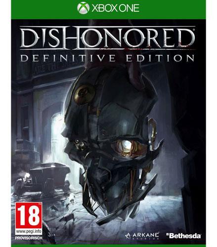 Dishonored Definitive Edition sur Xbox One (pour les possesseurs de la version Xbox 360)
