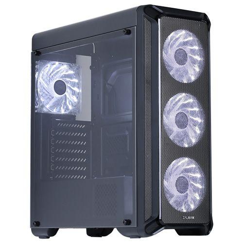 Boîtier PC Moyen Tour Zalman i3 (37,35€ avec le code MAN15)