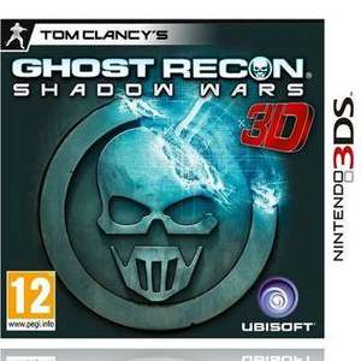 Ubisoft Ghost Recon Shadow Wars 3D - 3DS
