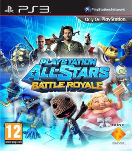 PlayStation All-Stars Battle Royale PS3 (Seulement en anglais)