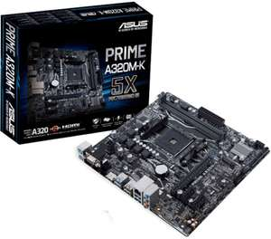 Carte mère Asus Prime A320M-K - socket AM4