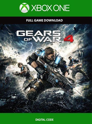 Jeu Gears of War 4 sur Xbox One/PC (Dématérialisé, Windows 10)
