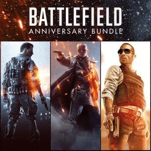 Battlefield Anniversary Bundle - Battlefield 1 + Battlefield 4 + Battlefield hardline sur PS4 (Dématérialisés)