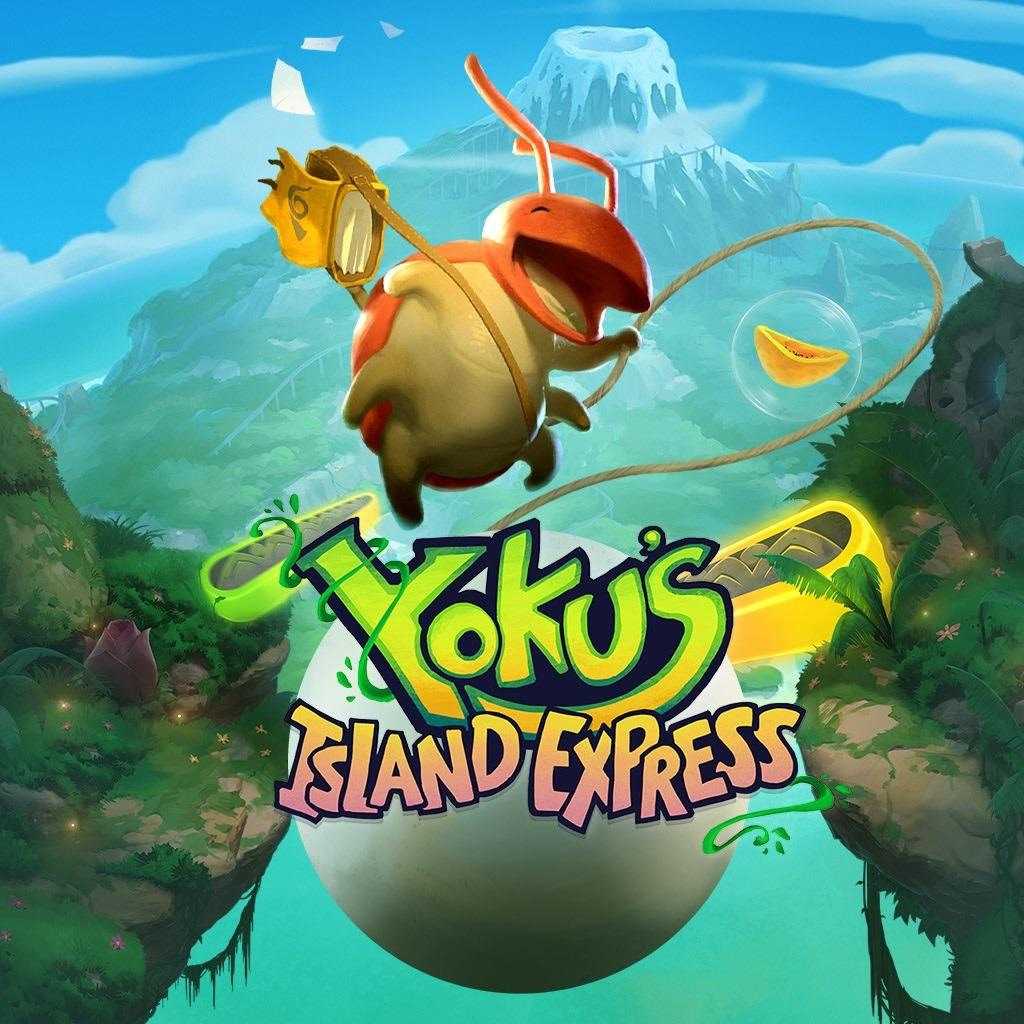 Jeu Yoku's Island Express sur PS4 (Dématérialisé)