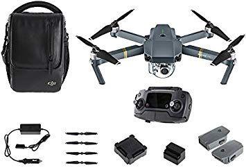 Drone DJI Mavic Pro Fly More Combo (Reconditionné - Garantie de 2 ans)
