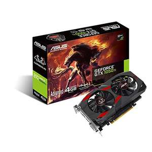 Carte graphique Asus GeForce GTX-1050 Ti Cerberus Advanced - 4 Go