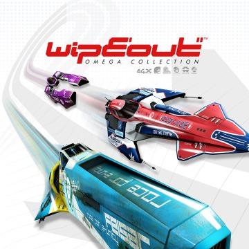 WipEout Omega Collection sur PS4 (Dématérialisé)