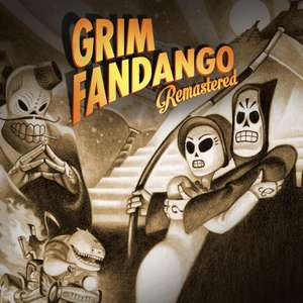 Sélection de jeux PC Double Fine en promotion - Ex : Grim Fandango Remastered