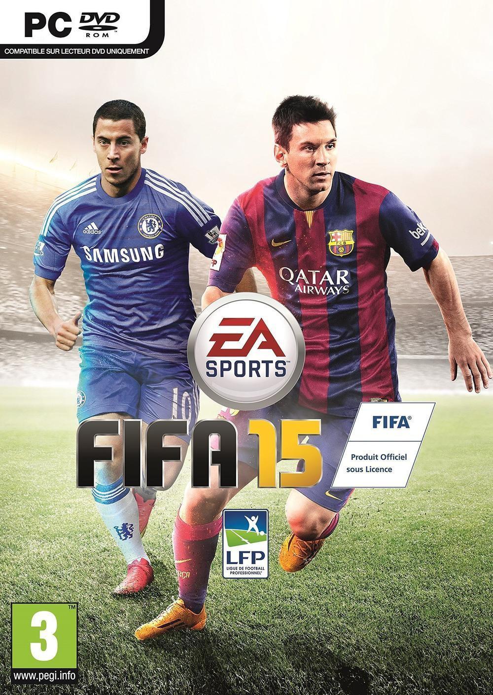 Jeu Fifa 15 sur PC