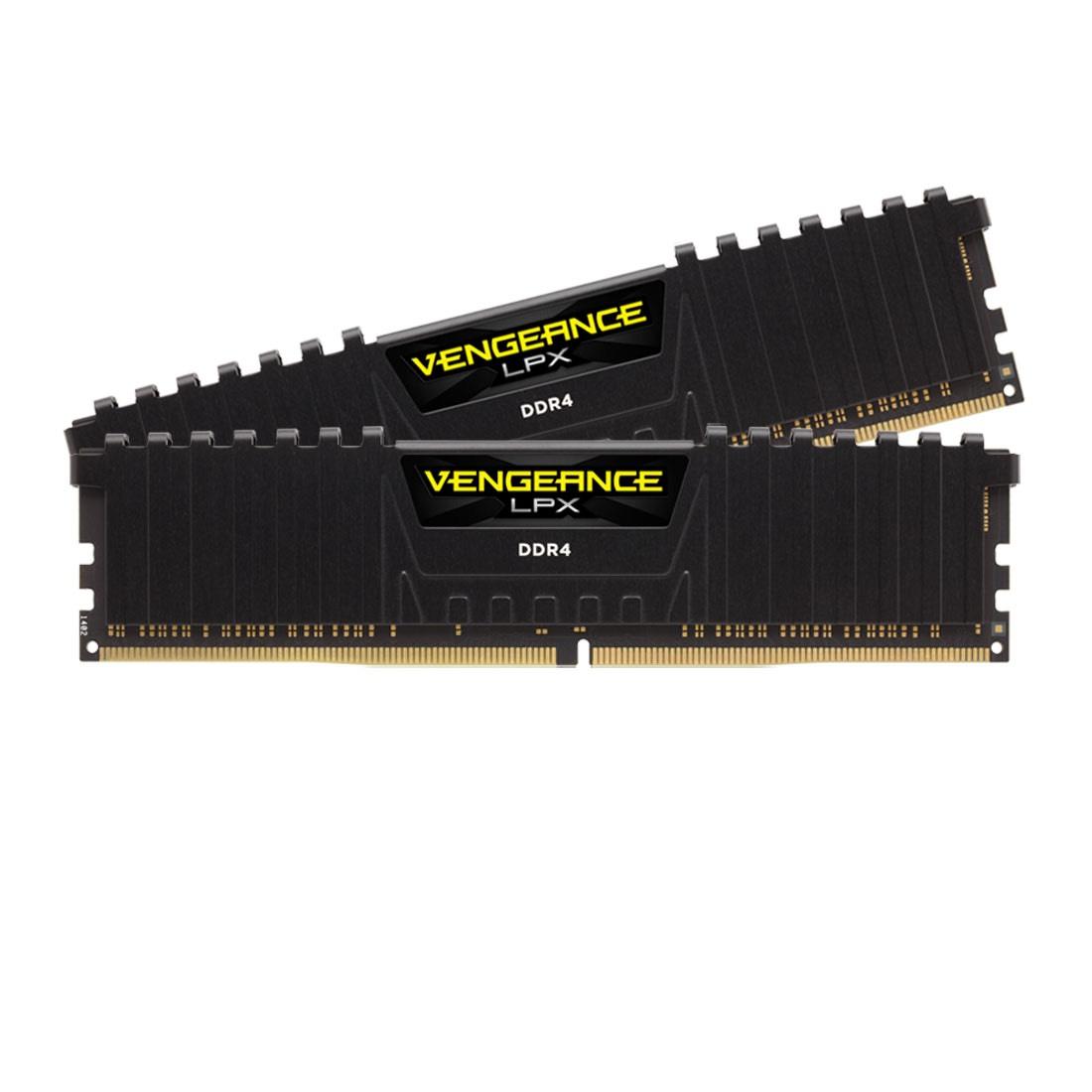 Kit Mémoire Corsair Vengeance LPX 16Go (2x8Go) - DDR4 3200MHz C16 XMP 2.0