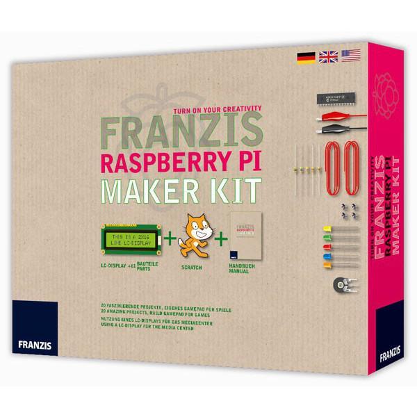 Raspberry maker kit (Raspberry Pi 2 Modell B)