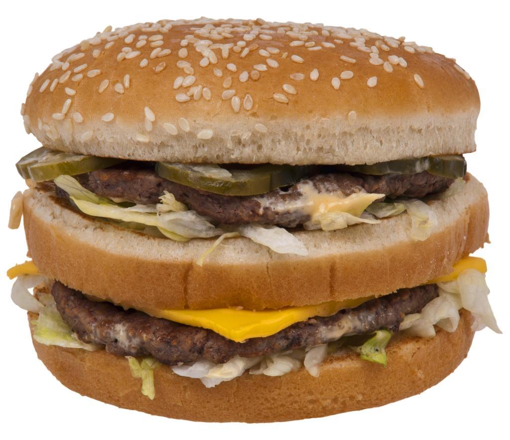 2 Menus Maxi Best of chez McDonald's Mantes-la-Ville (78)