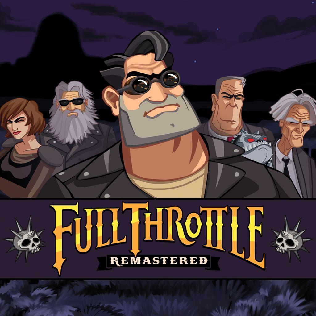 Full Throttle Remastered Gratuit sur PC (Dématérialisé - DRM-Free)