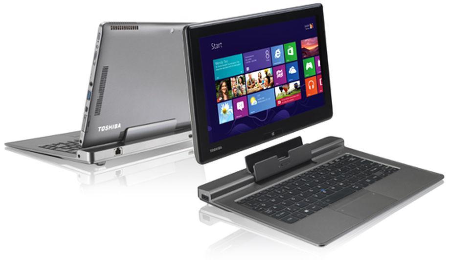 """Ultrabook Hybride Toshiba 11,6"""" Portégé Z10t-A-13V - i5 - 128 Go SSD - 4G"""