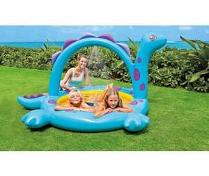 Piscine Fontaine Dino Intex
