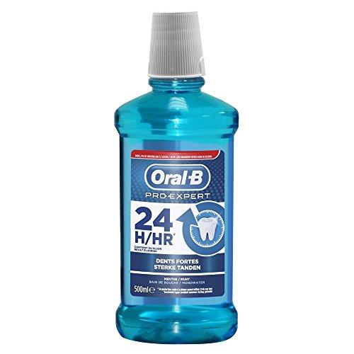 [Abonnement] Bain de Bouche Oral-B Pro-Expert Dents Fortes - 500ml