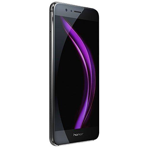 "Smartphone 5.2"" Honor 8 - full HD, Kirin 950, 4 Go de RAM, 32 Go, noir"