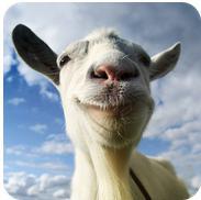 Jeu Goat Simulator sur Android