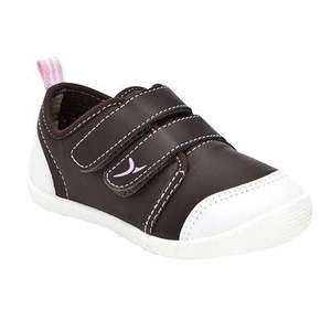 Chaussures Baby Gym fille Domyos My First Shoes - Marron/Rose