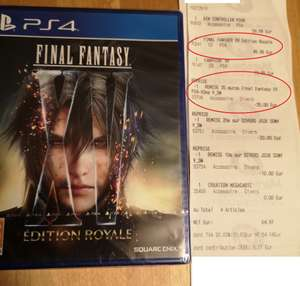 Final fantasy XV royale edition sur PS4 - Blagnac (31)
