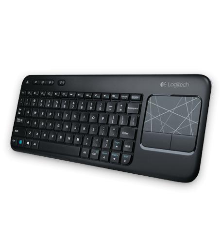 Clavier sans fil Logitech Desktop K400