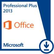 Microsoft Office 2013 PC ou 2011 MAC (ou 24,94 avec DVD)