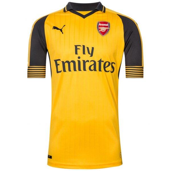 Maillot Extérieur Puma Arsenal FC London pour Hommes (2016) - Tailles au choix